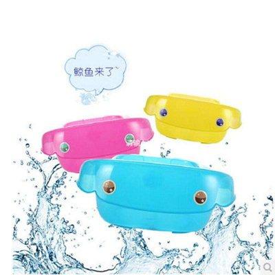 世纪宝贝(babyhood)卡通婴儿造型浴盆洗澡盆可爱鲸鱼系列(蓝色)