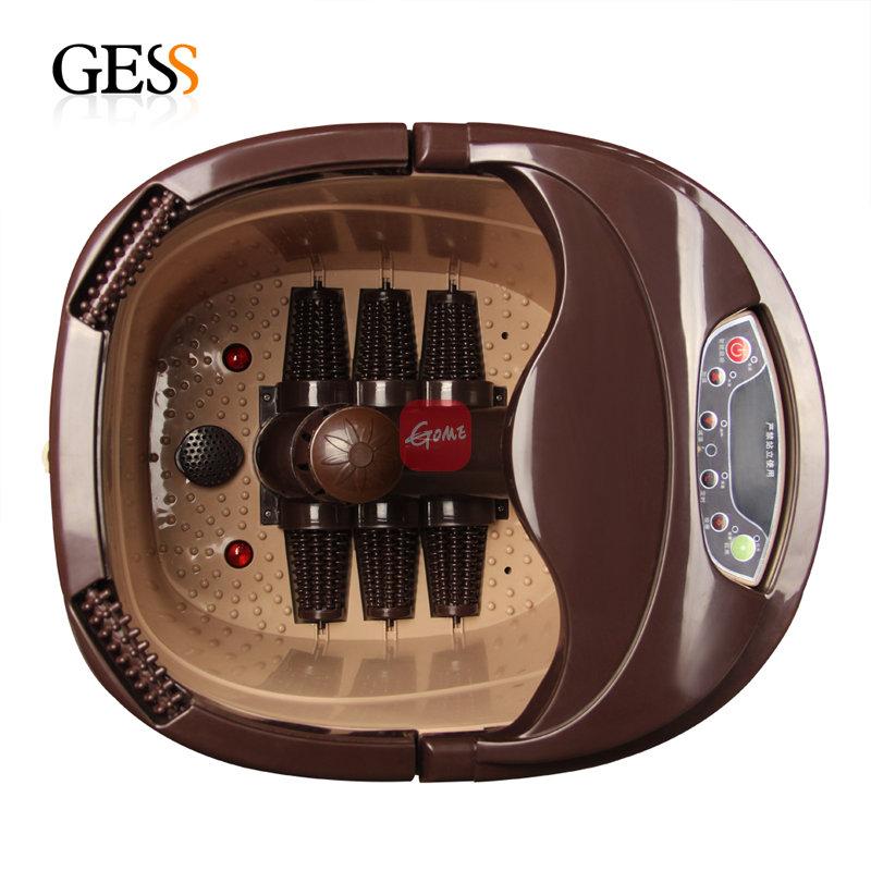 gess德国品牌 gess733养生按摩足浴盆 全自动多功能按摩器(豪华款)