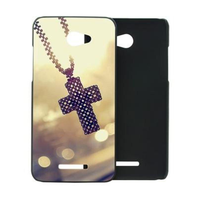 三少htc x920e 手机保护外壳 手机套 个性简约 十字架