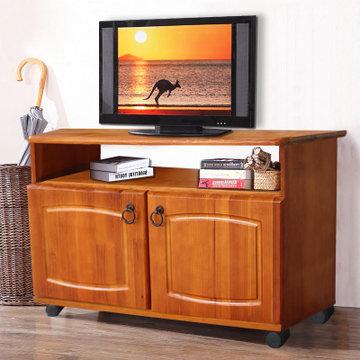 木巴小型中式电视柜