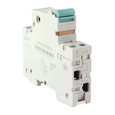 西门子空气开关漏保 1p n紧凑型 单模位型 漏电保护断路器 1p10a