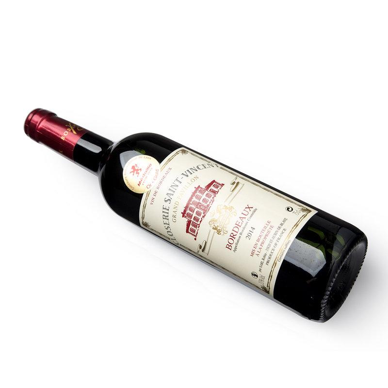 圣文森庄园干红葡萄酒团购价格-国美团购