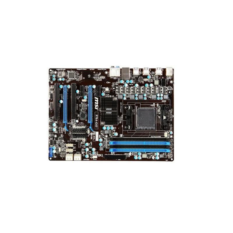 微星(msi) 970a-g43主板(amd 970/am3+)