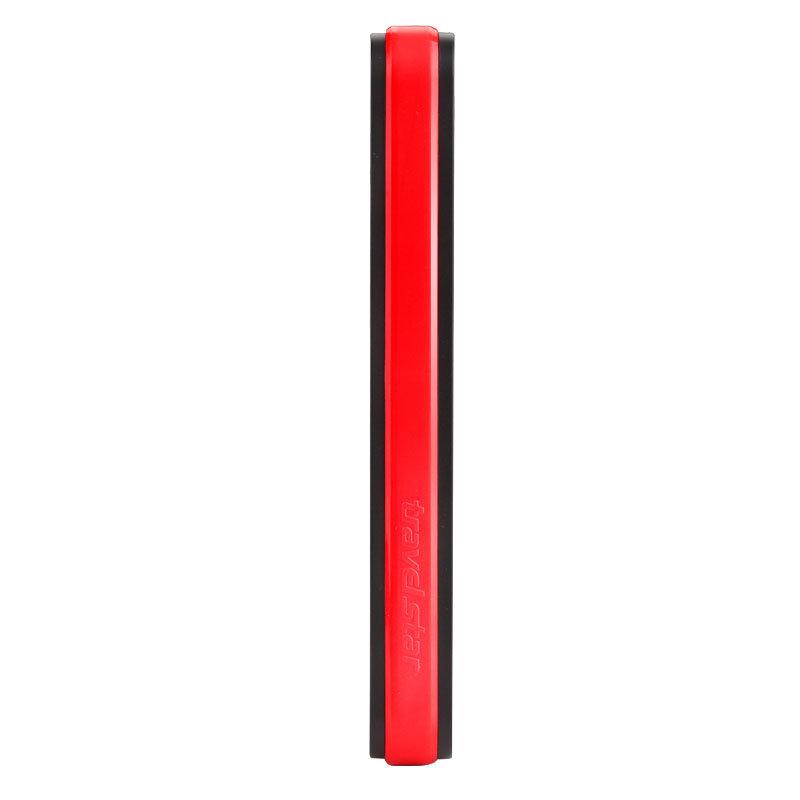 旅之星(Travelstar) 红玛丽 2.5寸 USB2.0 加密极速移动硬盘 100G第3张商品大图