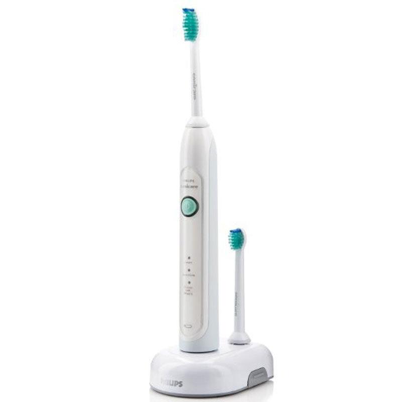 飞利浦电动牙刷充电声波震电动牙刷HX6730升级旅行版HX6732多刷头第3张商品大图