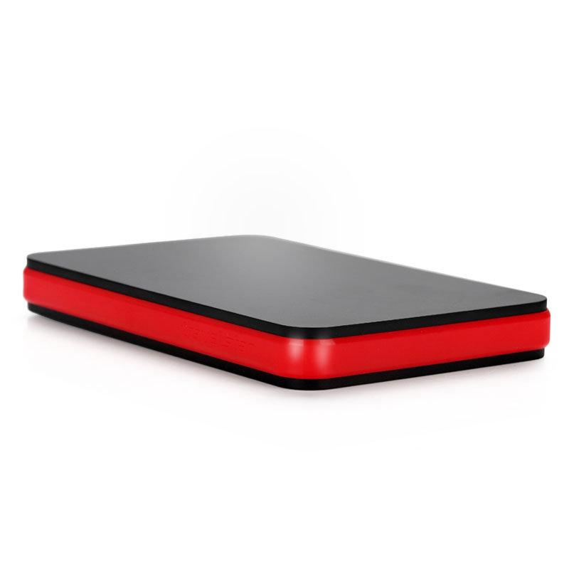 旅之星(Travelstar) 红玛丽 2.5寸 USB2.0 加密极速移动硬盘 100G第5张商品大图