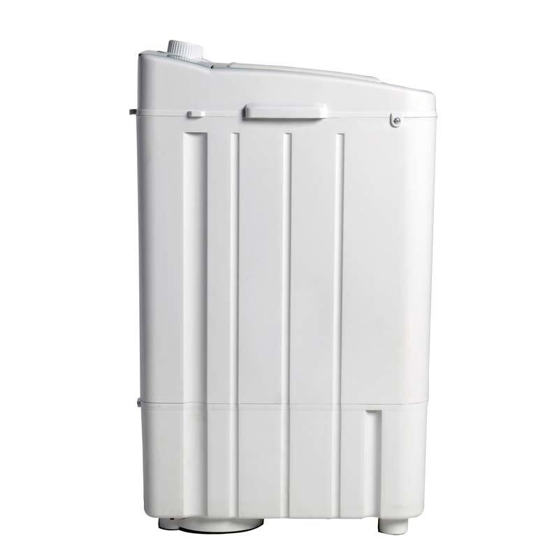 日普(Ripu)XPB40-178 4公斤 半自动单缸洗衣机(白色)第3张商品大图