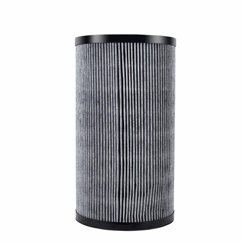 海尔(Haier) 空气净化器滤网适用KJ510F-EAA 除甲醛雾霾pm2.5 KJ510F-EAA滤网(黑色 热销)