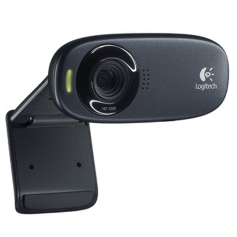 罗技(Logitech)高清晰网络摄像头 C310第2张商品大图