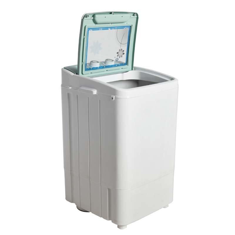 日普(Ripu)XPB40-178 4公斤 半自动单缸洗衣机(白色)第2张商品大图
