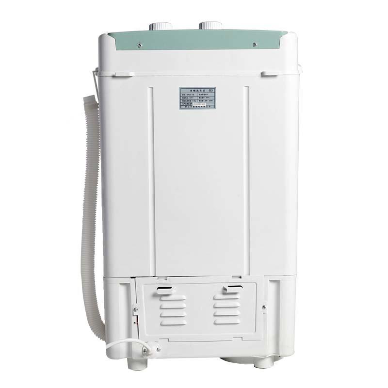 日普(Ripu)XPB40-178 4公斤 半自动单缸洗衣机(白色)第5张商品大图
