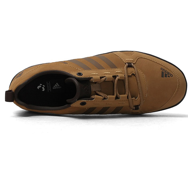 Adidas阿迪达斯2014新款男子运动跑步鞋M22569(棕色 42)第3张商品大图
